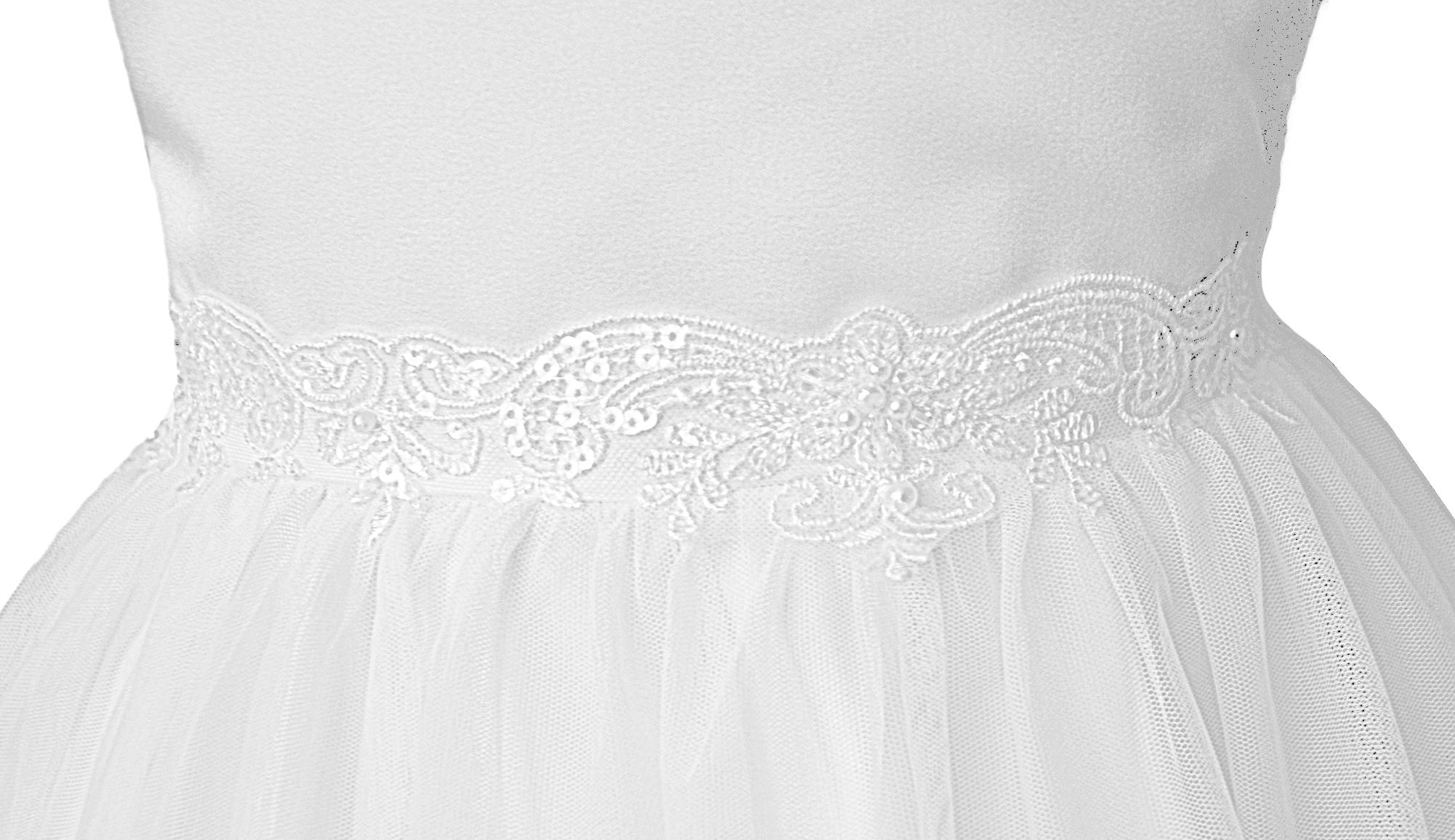 suknia dla dziewczynki komunijna nowa kolekcja