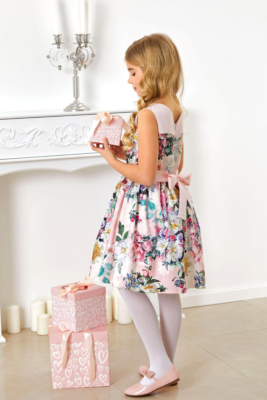 sukienka na wyjątkowe okazje dla dziewczynki