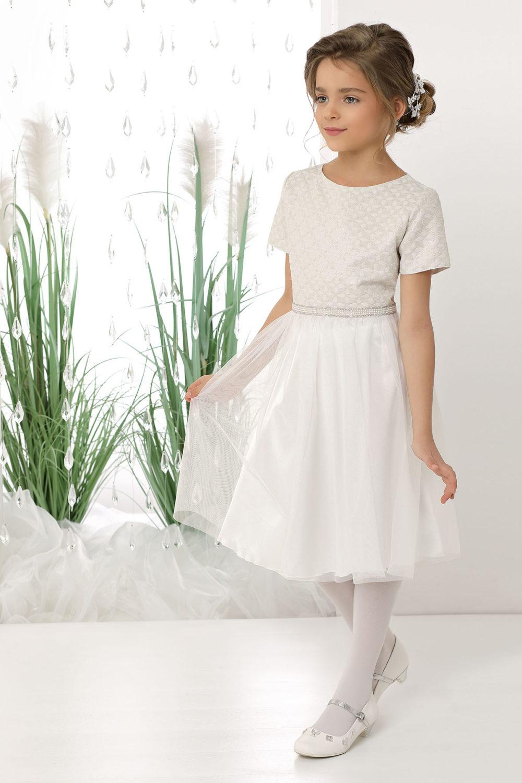sukienka dla dziewczynki z tiulem