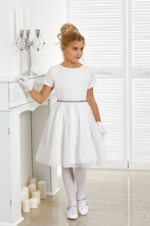 sukienka dla dziewczynki wizytowa po komunii
